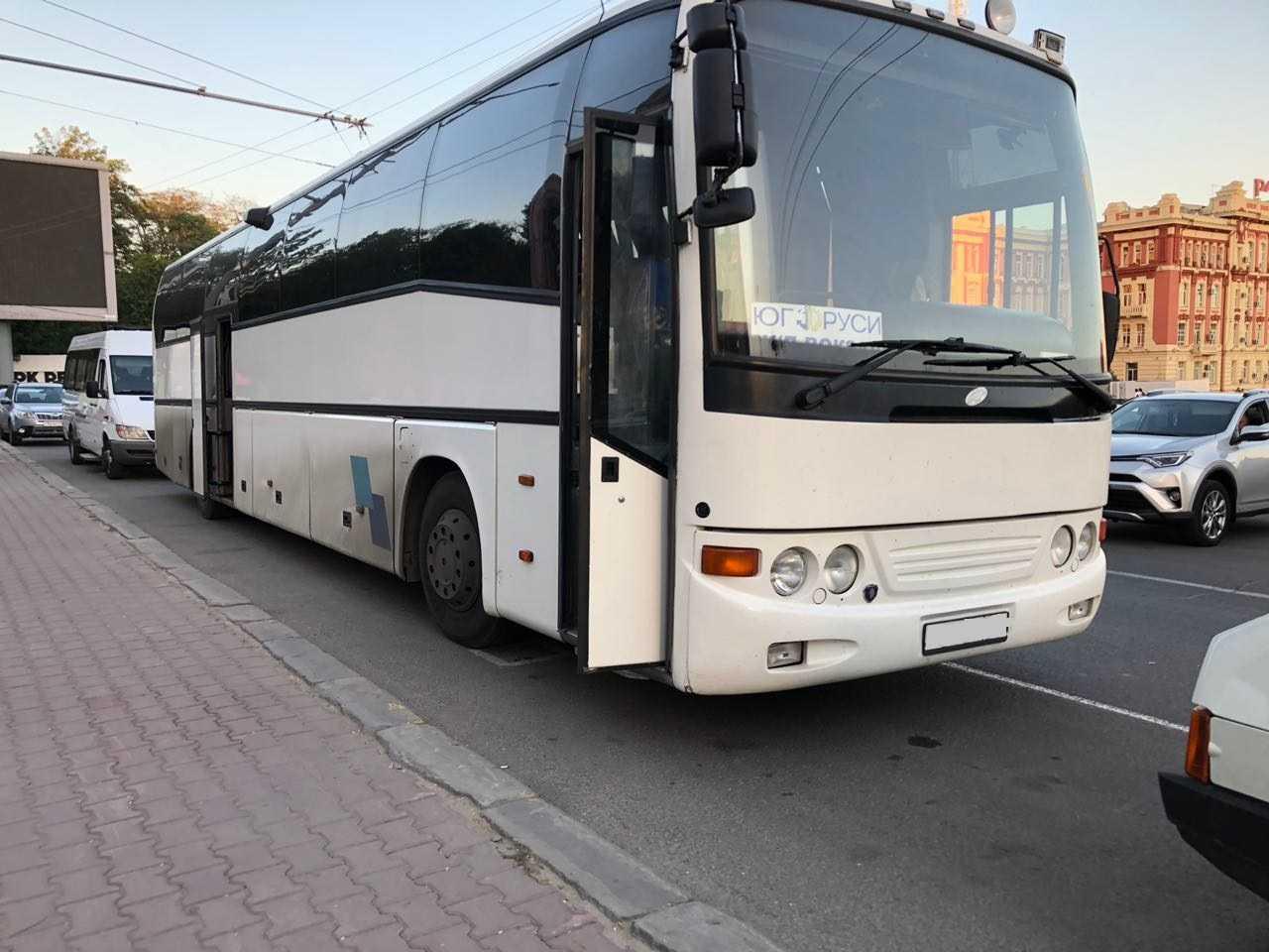 Заказать автобус Ростов