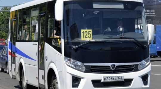 Заказать автобус Паз